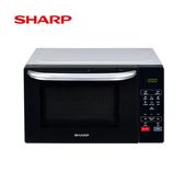 SHARP夏普 20L微電腦微波爐R-T20KS(W)【愛買】