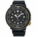 SEIKO 精工 太陽能 小鮪魚 潛水錶 (V157-0CX0X) SNE498P1 黑金