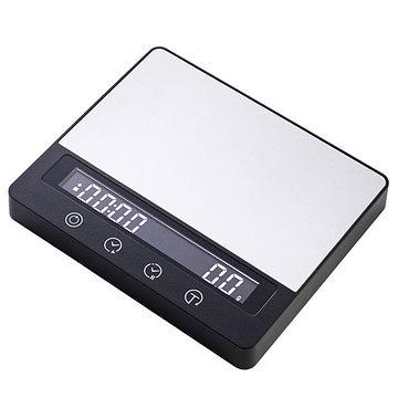 金時代書香咖啡 RT2000專業計時電子秤 2kg HK0520