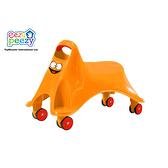 兒童可愛滑步車-橘