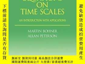 二手書博民逛書店Dynamic罕見Equations On Time Scales-時標動力學方程Y436638 Martin