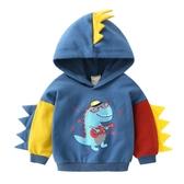 男童衛衣外套新品上市新款秋裝春秋童裝兒童寶寶潮1歲3小童上衣U10249