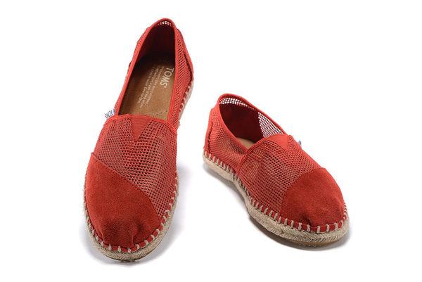 [正品] TOMS透氣網眼編織麻底休閒懶人鞋-清倉特賣 賠本價$800(買二送ㄧ)