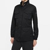 Nike AS W NSW ClcTN Ess M65 Wvn 女 黑 運動 休閒 梭織 外套 CZ8973-010