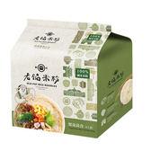 老鍋健康蔬食風味湯米粉-60g*4【愛買】
