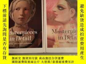 二手書博民逛書店What罕見Paintings Say:100 Masterpi
