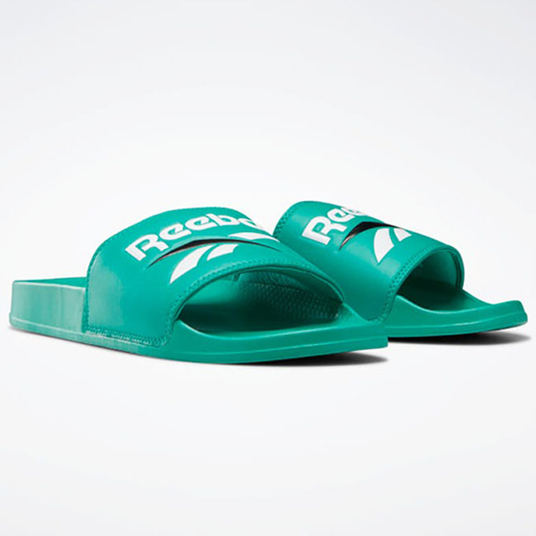 REEBOK CLASSIC SLIDE 男鞋 女鞋 拖鞋 休閒 柔軟 舒適 綠【運動世界】DV9406