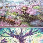 成人拼圖1000片紙質卡通動漫益智玩具兒童趣味 YX2959『miss洛羽』