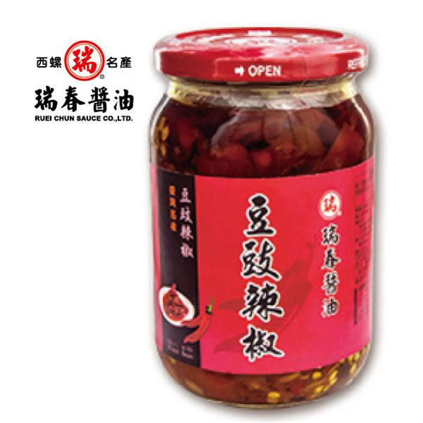 瑞春.豆豉辣椒(十二瓶入)﹍愛食網
