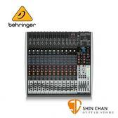 德國Behringer XENYX X2442USB 16軌數位效果混音器 【X2442】
