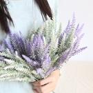 【BlueCat】仿真花 薰衣草 插花材料 拍照道具 插花 花藝 花材 花牆