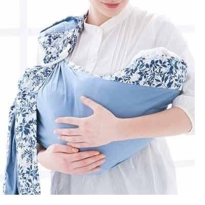 『121婦嬰用品館』六甲村 樂活愛兒揹巾星空葉印