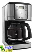 Mr. Coffee 12-Cup 可設定咖啡壺 不銹鋼 [美國代購]