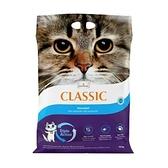 寵物家族-加拿大晶鑽 Intersand E Classic 除臭無味凝結貓砂14kg(品質不輸Ever Clean) 藍標