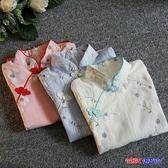 百姓館 韓版夏裝女童寶寶旗袍(3色)中式復古兒童唐裝裙子