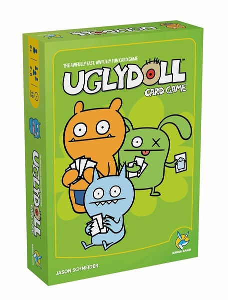 【Kanga 楷樂】醜娃娃 UGLYDOLL Card Game 桌上遊戲