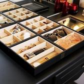 首飾收納盒 多功能大容量公主歐式韓國戒指盒飾品首飾收納盒耳環