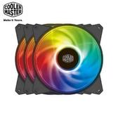 Cooler Master MasterFan MF120R A.RGB 3合1組