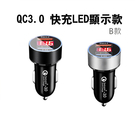 電壓顯示 雙孔 兩孔 車充 2.4A充電 多功能 電流 iPhone 三星 USB 點煙孔 汽車充電器 車用車載 BOXOPEN