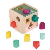 【美國 B.Toys 感統玩具】形狀公寓 BX1763Z