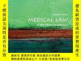 二手書博民逛書店Medical罕見LawY256260 Charles Foster Oxford University Pr