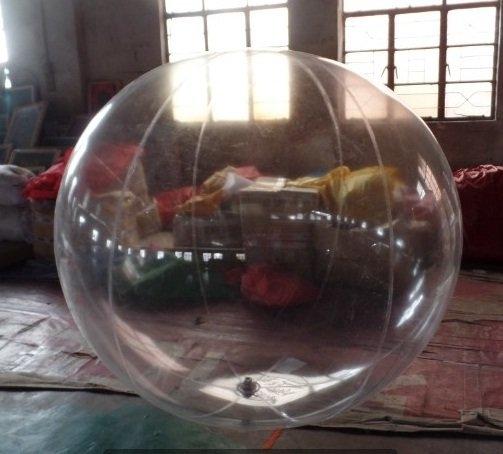 [衣林時尚] 全透明沙灘球 海灘球 巨大活動球(寬直徑約150cm)  訂製款