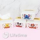﹝迪士尼方型面紙盒﹞正版 衛生紙盒 面紙套 收納盒 置物盒 迪士尼〖LifeTime一生流行館〗