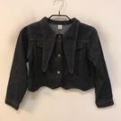兒童基本款修身時尚牛仔外套(150碼/555-194)