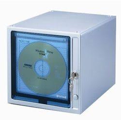 《☆享亮商城☆》CDB-9080 銀 觸摸式80片CD珍藏箱