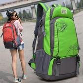 旅行背包男書包女士雙肩包旅遊出差休閒運動戶外輕便大容量登山包