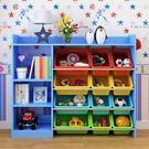 兒童書架玩具收納架整理架置物架玩具收納櫃...