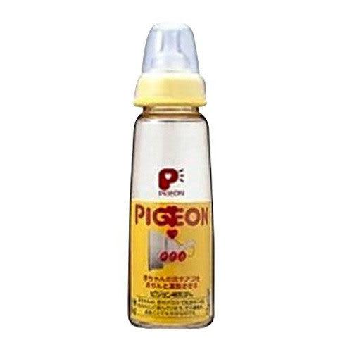 【奇買親子購物網】貝親PIGEON一般口徑PPSU母感奶瓶(240ml)