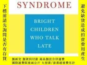二手書博民逛書店The罕見Einstein Syndrome-愛因斯坦綜合征Y436638 Thomas Sowell Bas