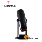 Thronmax ONE 黑 USB 電容式麥克風 取樣率48kHz 16bits/USB連接/無驅動隨插即用