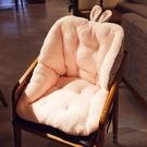 坐墊辦公室久坐靠墊靠背一體加厚椅子椅墊【...