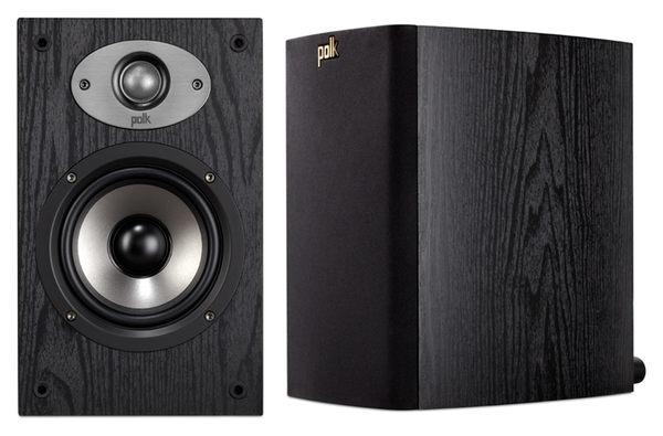 美國 Polk Audio TSx110B 書架式喇叭 環繞喇叭