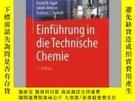 二手書博民逛書店Einfuhrung罕見in Die Technische ChemieY405706 Arno Behr