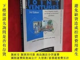二手書博民逛書店INTERNATIONAL罕見JOINT VENTURES (16開 ) 【詳見圖】Y5460 ISBN: