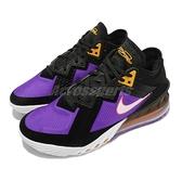 Nike 籃球鞋 Lebron XVIII Low EP 18 黑 紫黃 低筒 男鞋 【ACS】 CV7564-003