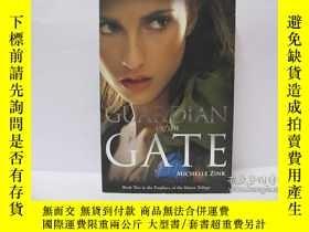 二手書博民逛書店Guardian罕見of the Gate(Prophecy o