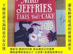 二手書博民逛書店MRS罕見JEFFRIES TAKES THE CAKEY246207