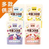 韓國 ALVINS愛彬思 糙米加鈣餅 30g 草莓/藍莓/起司/香蕉【BG Shop】4款/草莓-效期:2022.01
