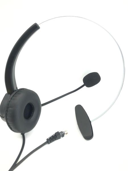 電話行銷人員專用電話耳機 國洋TENTEL K-761 TONNET 通航 東訊TECOM 瑞通 國洋TENTEL 聯盟LINEMEX NEC