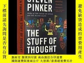 二手書博民逛書店The罕見Stuff of Thought: Language