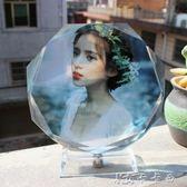 手工訂製照片相框 創意DIY結婚紀念生日禮物實用周年兒童擺臺相冊  卡卡西yyj