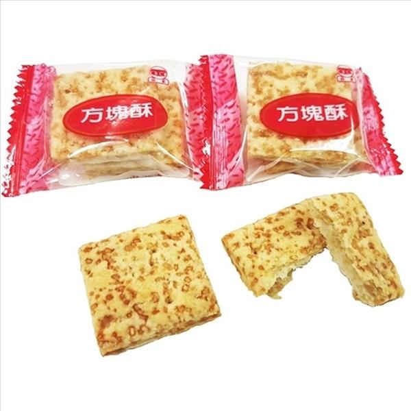 莊家迷你方塊酥-原味 500g【2019070800108】(台灣零食)