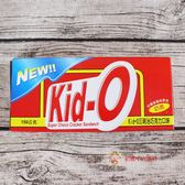 日清Kid-O_三明治餅乾(巧克力口味)150g【0216零食團購】4807770100598