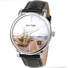 梵谷Van Gogh Swiss Watch梵谷經典名畫男錶 Gent 01-1 船