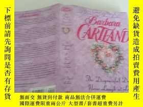 二手書博民逛書店Barbara罕見Cartland Three Complete