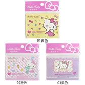 Hello Kitty 吸油面紙(100枚入) 3款可選【小三美日】三麗鷗授權